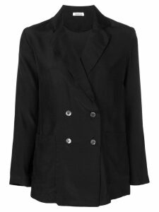 P.A.R.O.S.H. double buttoned blazer - Black