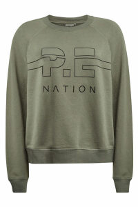 P.E. Nation Swingman Cotton Sweatshirt