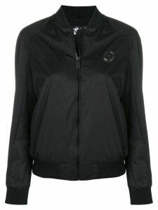 Plein Sport slim fit bomber jacket - Black