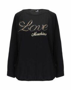 LOVE MOSCHINO SHIRTS Blouses Women on YOOX.COM