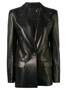 Givenchy leather jacket - Black