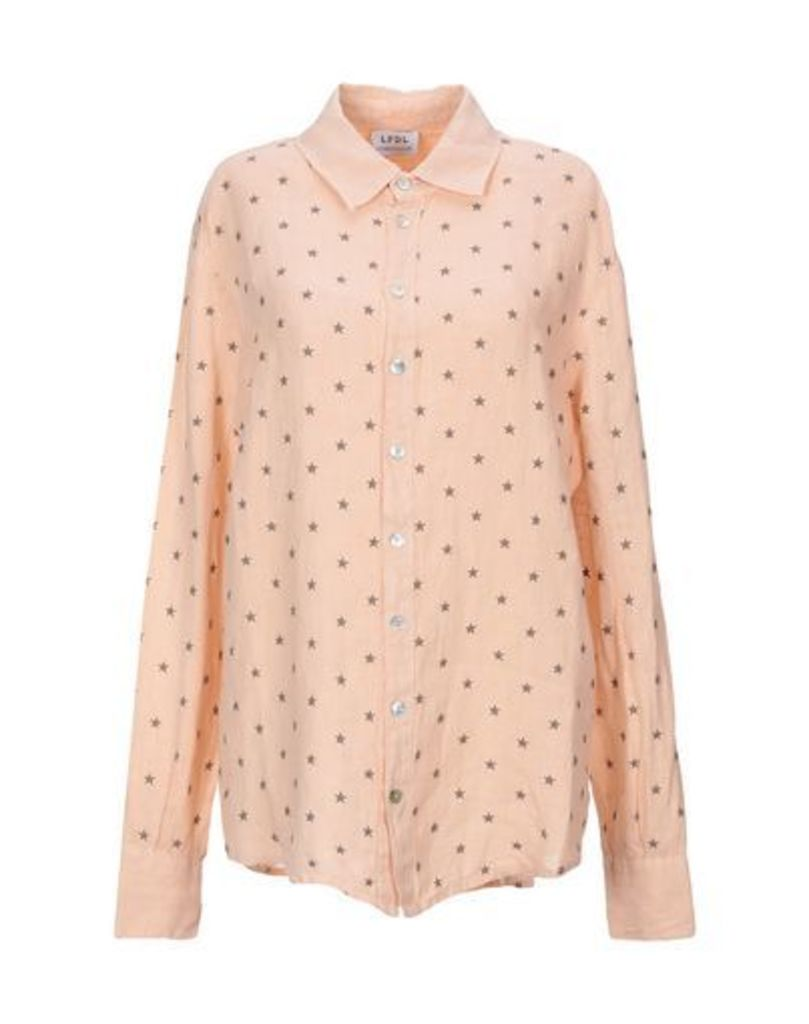 LA FABBRICA del LINO SHIRTS Shirts Women on YOOX.COM