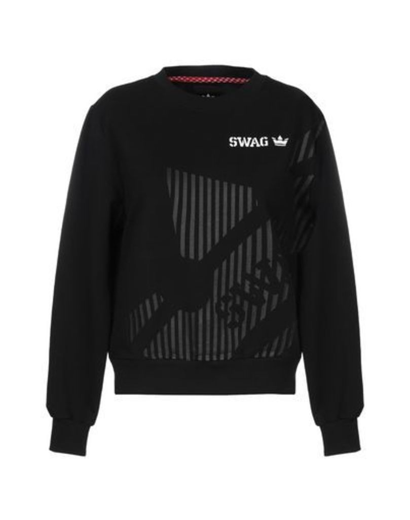 SWAG TOPWEAR Sweatshirts Women on YOOX.COM