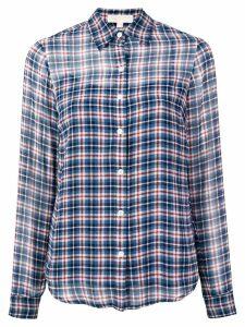 Michael Michael Kors layered plaid shirt - 883 Trny Brgttrct