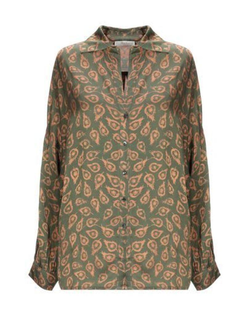RABENS SALONER SHIRTS Shirts Women on YOOX.COM