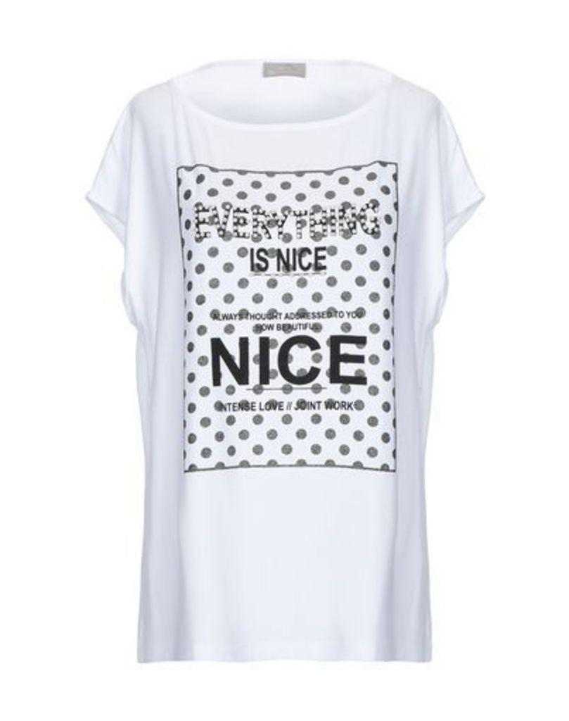 MARIA BELLENTANI TOPWEAR T-shirts Women on YOOX.COM