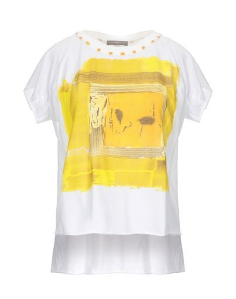 HIGH TOPWEAR T-shirts Women on YOOX.COM