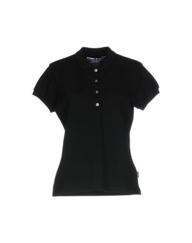 K-WAY TOPWEAR Polo shirts Women on YOOX.COM