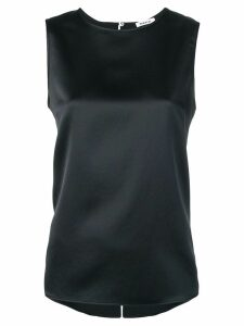 P.A.R.O.S.H. structured top - Black