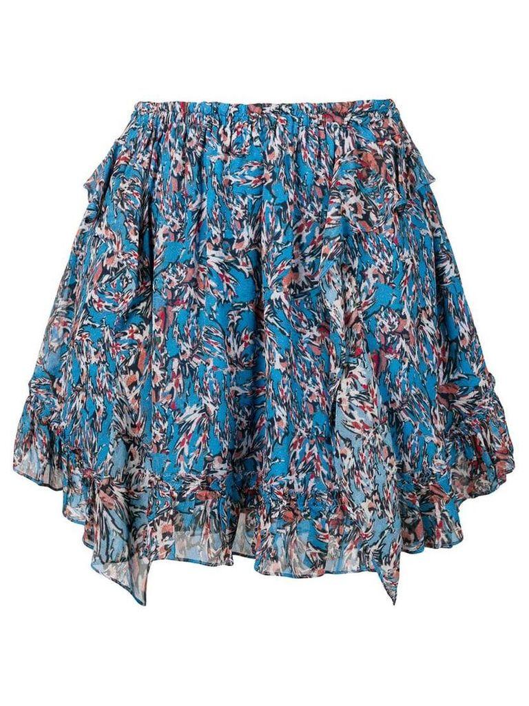 Iro Tide skirt - Blue