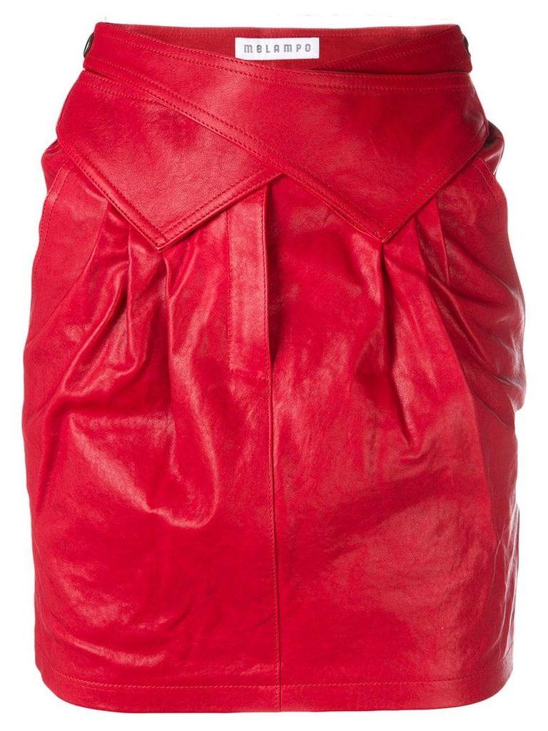 Melampo Nina skirt - Red