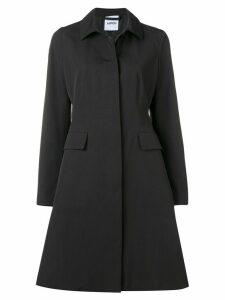 Aspesi buttoned trench coat - Black
