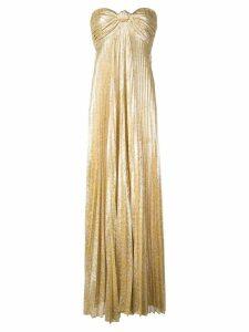Alexis Joya dress - Gold