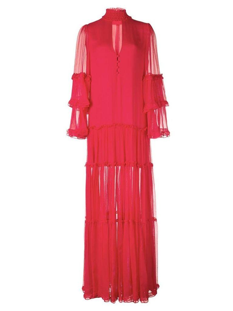 Alexis Hawkins dress - Red