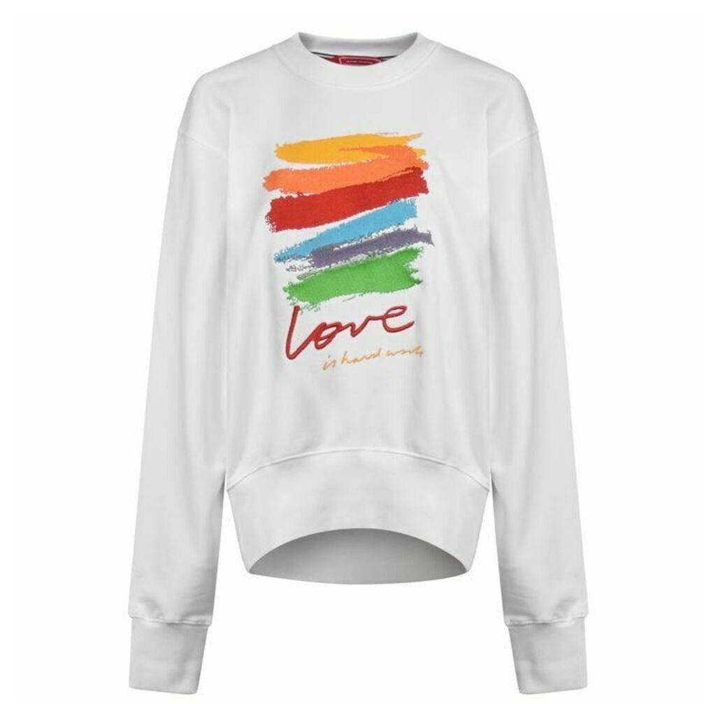 HILFIGER COLLECTION Love Sweatshirt