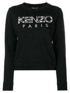 Kenzo logo sweater - Black