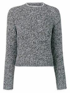 Rag & Bone speckled knit jumper - Black