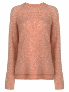 3.1 Phillip Lim crew neck jumper - Brown
