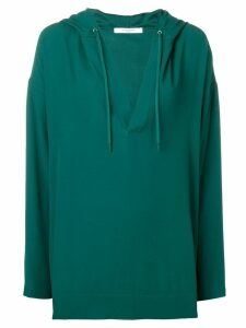 Givenchy oversized hoodie - Green