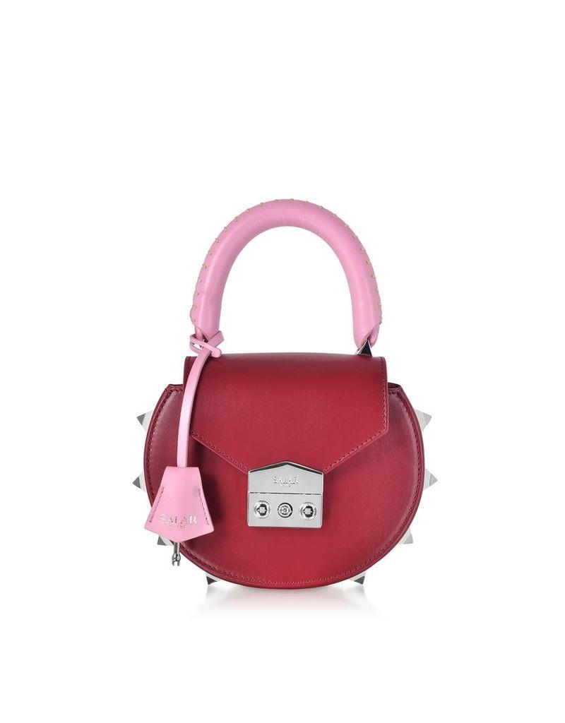 Salar Mimi Multicolor Top Handle Shoulder Bag