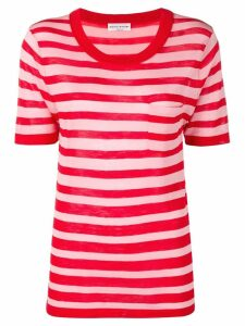 Sonia Rykiel striped T-shirt - Pink