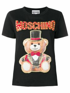 Moschino Toy Bear T-shirt - Black