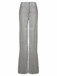Proenza Schouler Wide Leg Wool Pants - Black