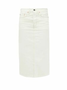 Hunting Season - Top Handle Small Raffia And Leather Bag - Womens - Tan Multi