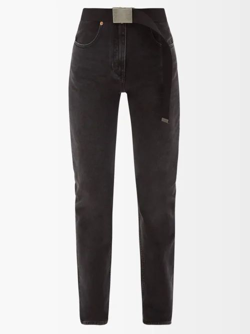 Harris Wharf London - Pressed Wool Belted Coat - Womens - Cream