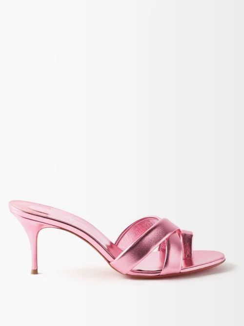 Joseph - Carbon Feather Single Breasted Wool Blend Coat - Womens - Camel