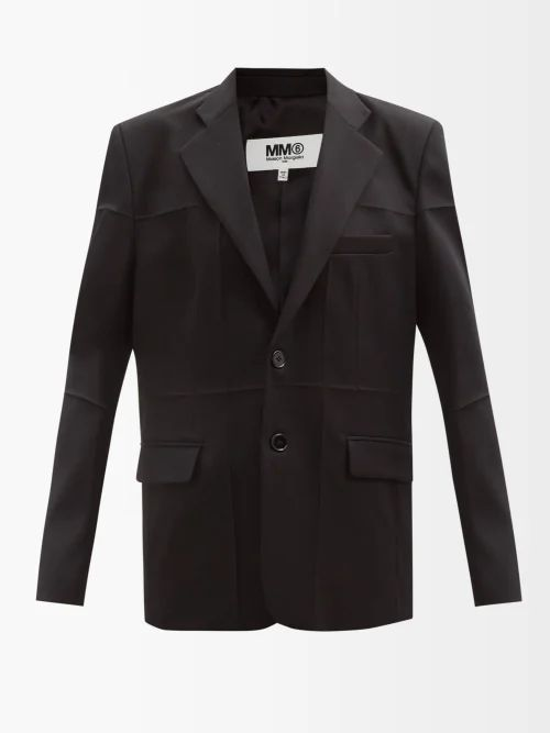 By. Bonnie Young - Oversized Cashmere Blend Sweater - Womens - Beige