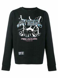 KTZ Thunder sweatshirt - Black