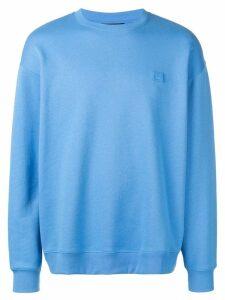 Acne Studios Oversized sweatshirt - Blue