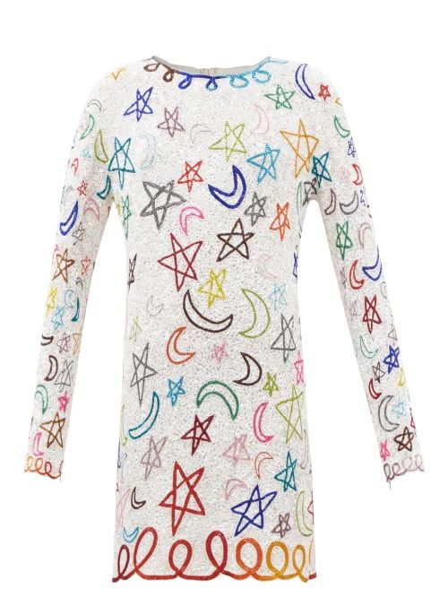Isabel Marant Étoile - Gian Striped Sweater - Womens - Cream Multi
