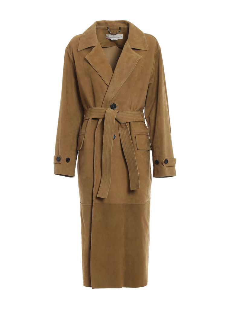 Golden Goose Belted Coat