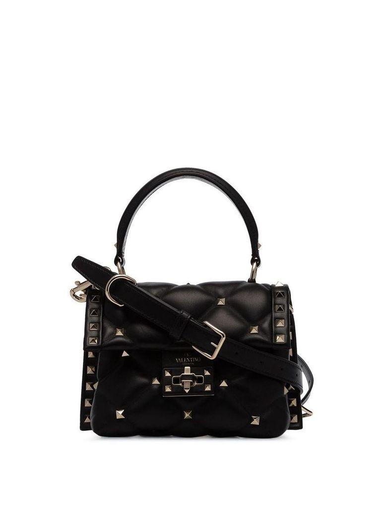 Valentino Valentino Garavani mini Candystud crossbody bag - Black