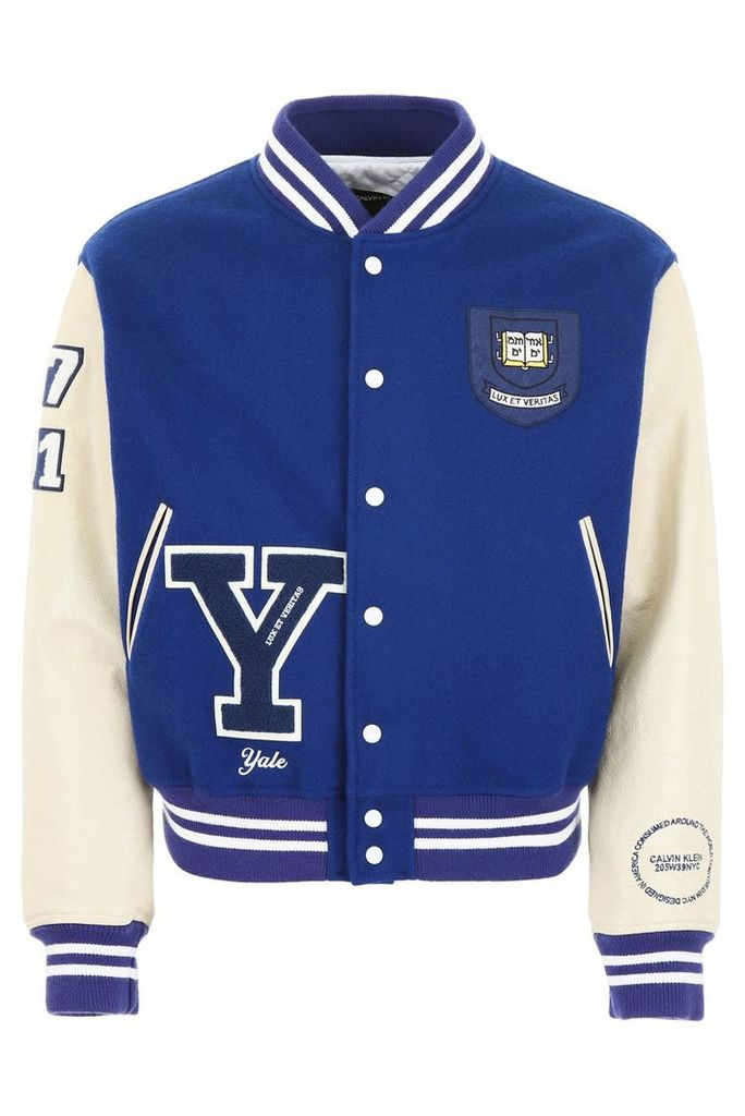 Calvin Klein University Bomber Jacket
