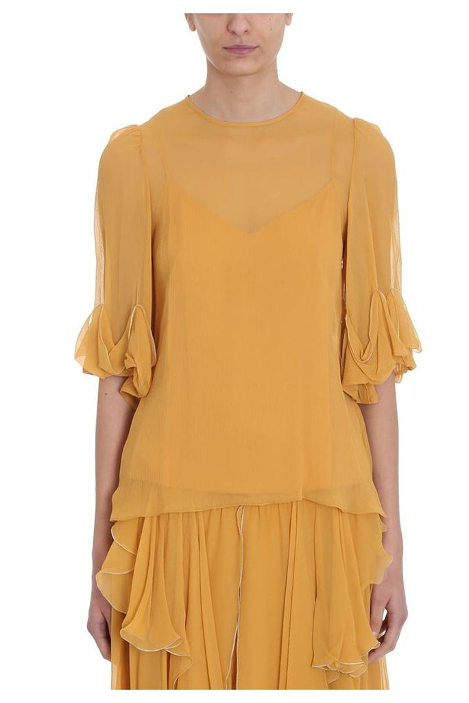See by Chloé Georgette Blouse