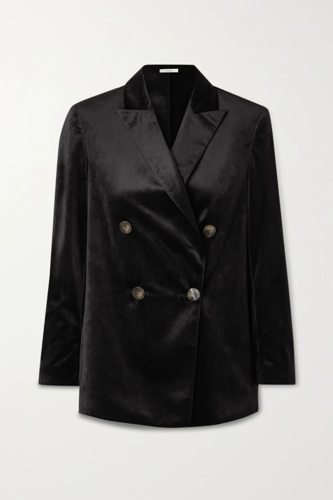 Gabriela Hearst - Belted Suede Coat - Red