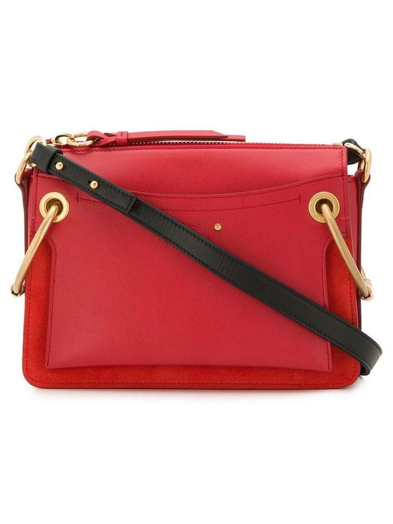 Chloé small Roy shoulder bag - Red