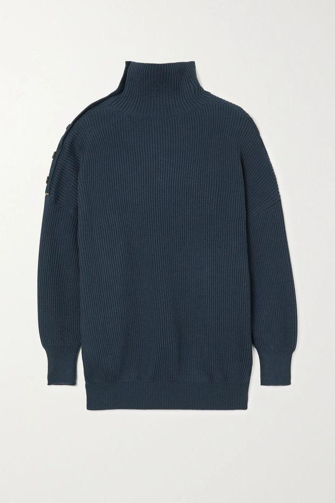 Missoni - Crochet-knit Maxi Skirt - Green