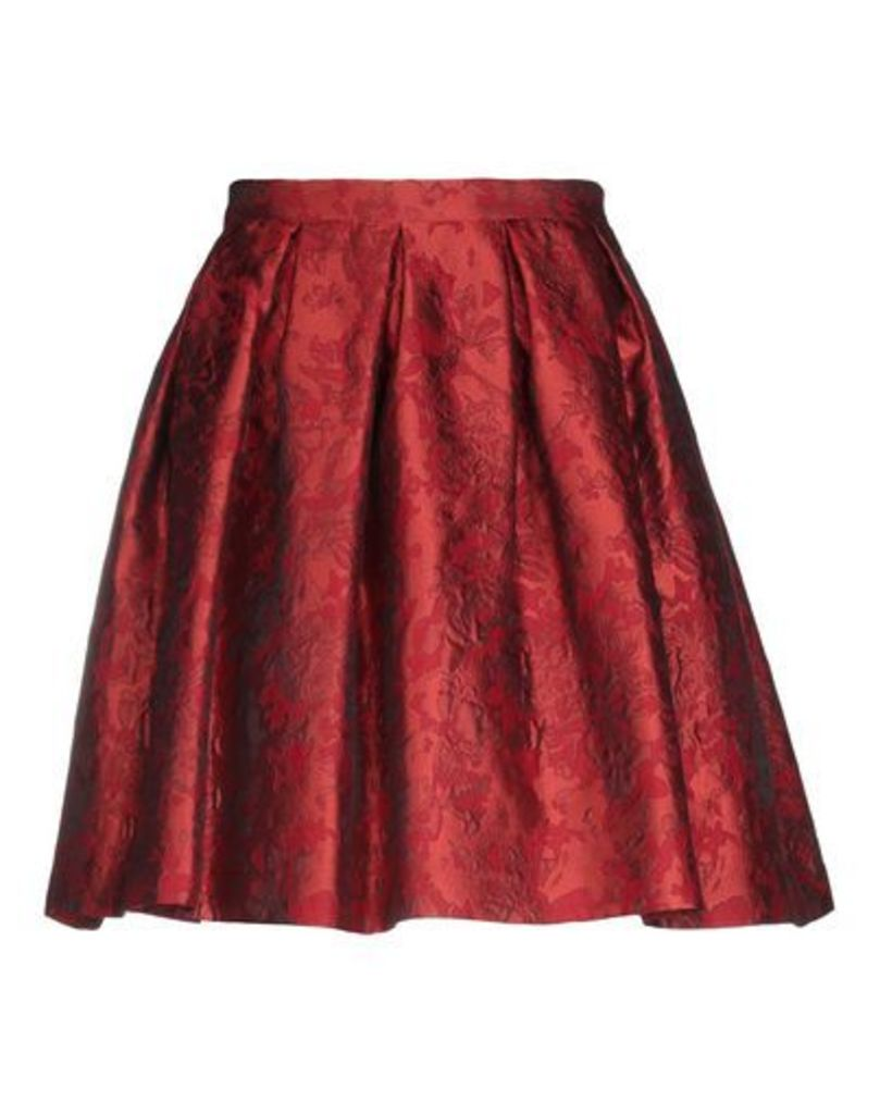 CHARLOTT SKIRTS Knee length skirts Women on YOOX.COM