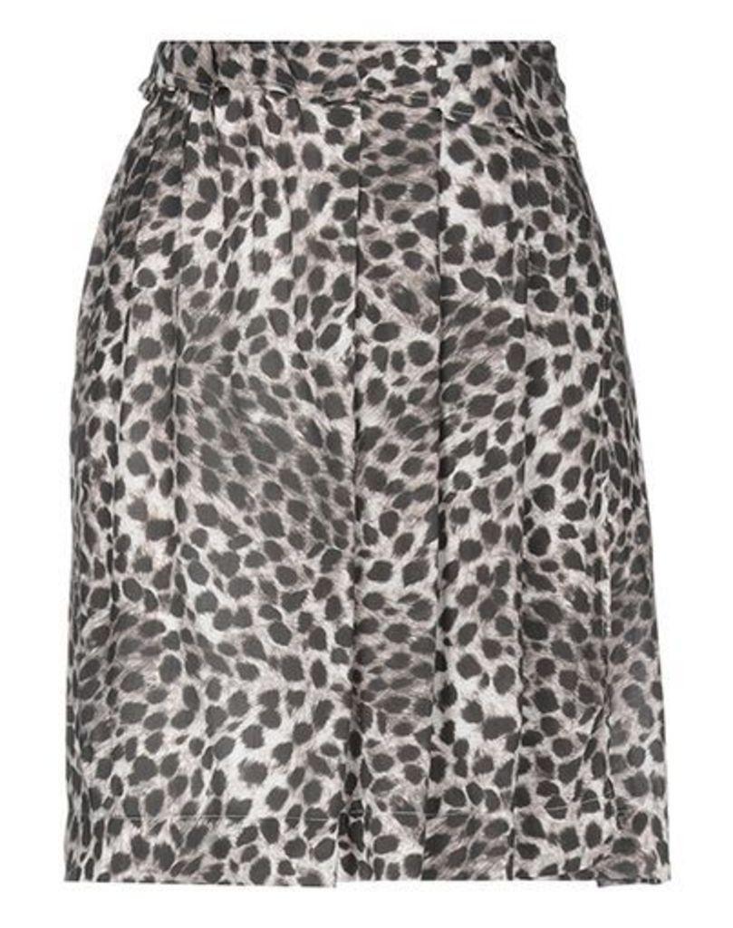 SWILDENS SKIRTS Knee length skirts Women on YOOX.COM