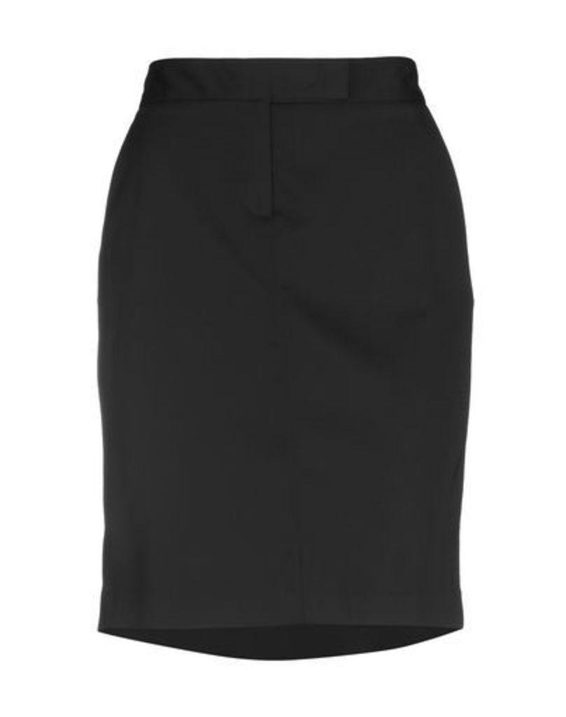 ENTRE AMIS SKIRTS Knee length skirts Women on YOOX.COM