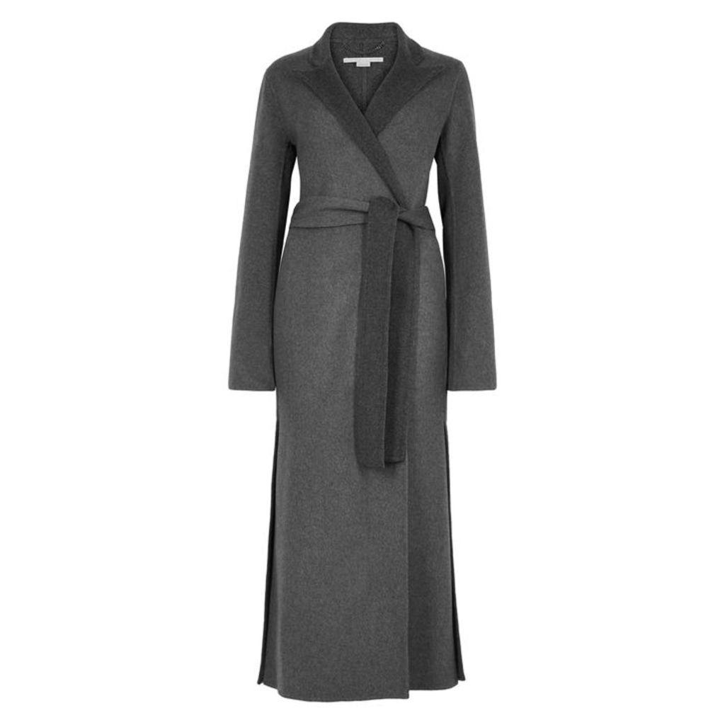 Stella McCartney Juliet Grey Wool Coat