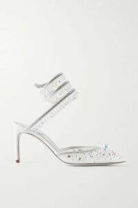 Gabriela Hearst - Checked Wool-blend Midi Skirt - Red