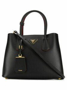 Prada Double tote bag - Black