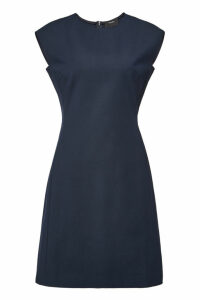 Theory Stretch Cotton Sheath Dress