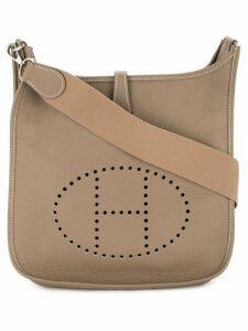 Hermès Pre-Owned 2010 Evelyne Poche 3 29 shoulder bag - Grey