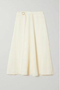 AMIRI - Printed Tie-dyed Cotton-jersey Sweatshirt - Orange